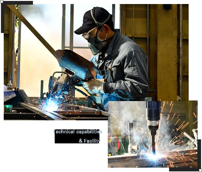 ヒトの技術力×マシン設備 精度と生産性を高めるために